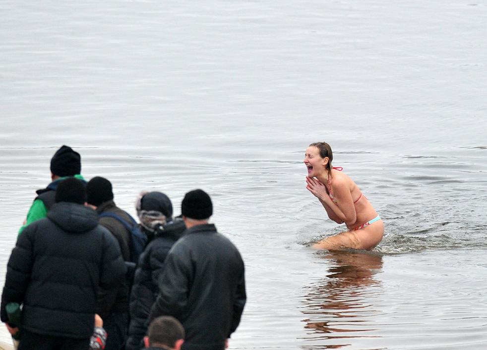 epiphaoN Крещенские купания 2011