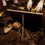 Массовое захоронение в Гватемале