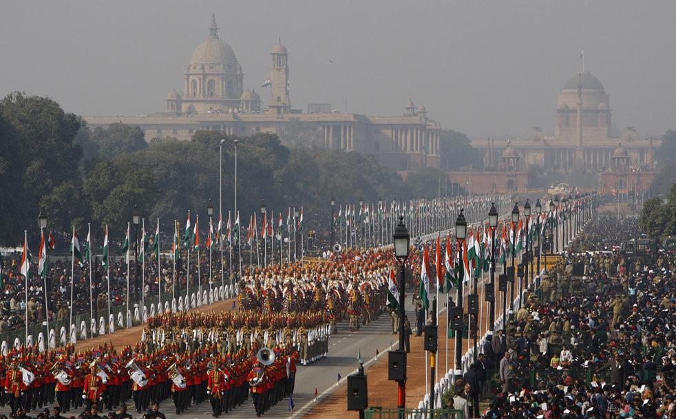 republie День Республики Индии