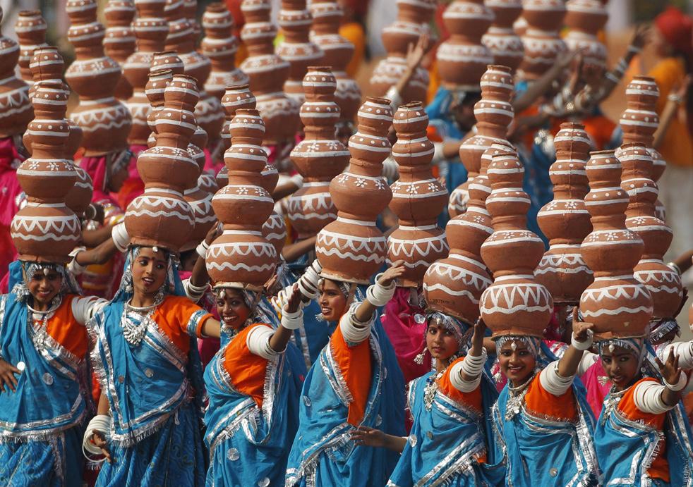 republih День Республики Индии