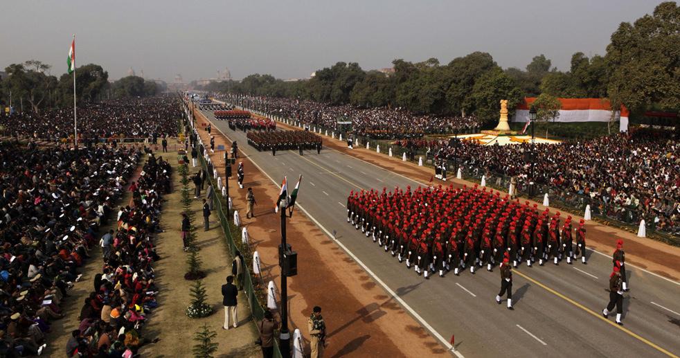 republir День Республики Индии