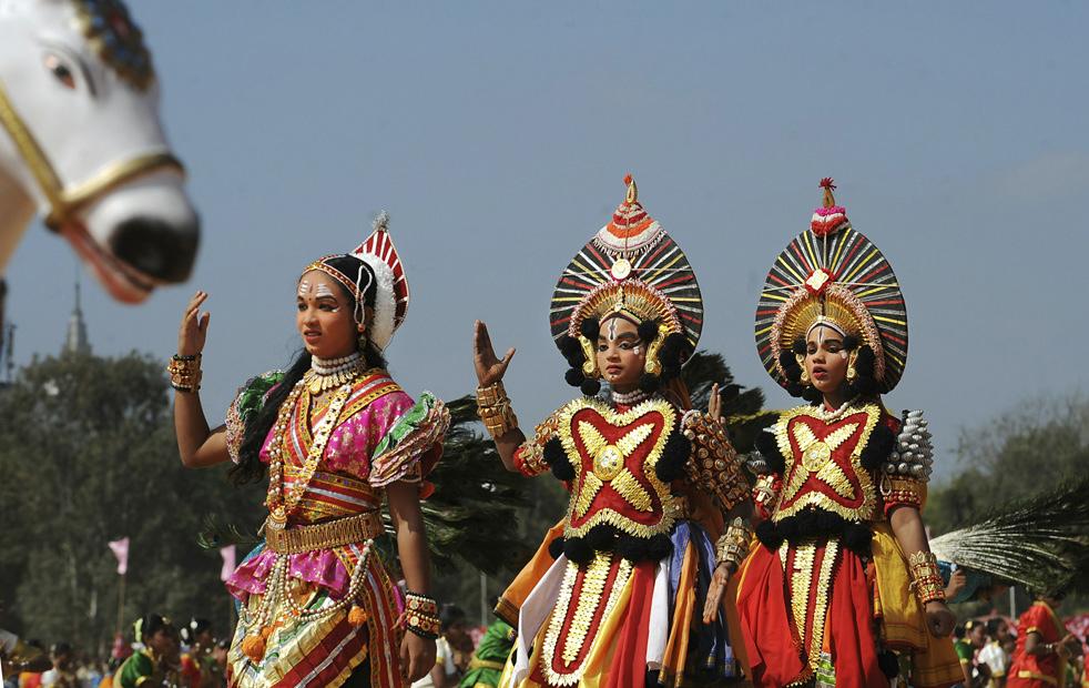 republiy День Республики Индии
