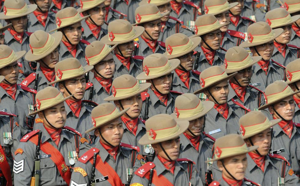 republjA День Республики Индии