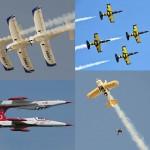 Международное аэробатическое шоу Аль-Айн