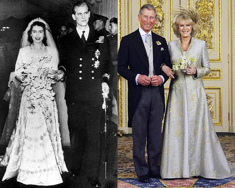 0047  Королевские бракосочетания