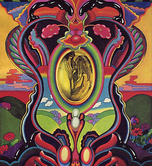 0739 Психоделические картины, созданные наукой