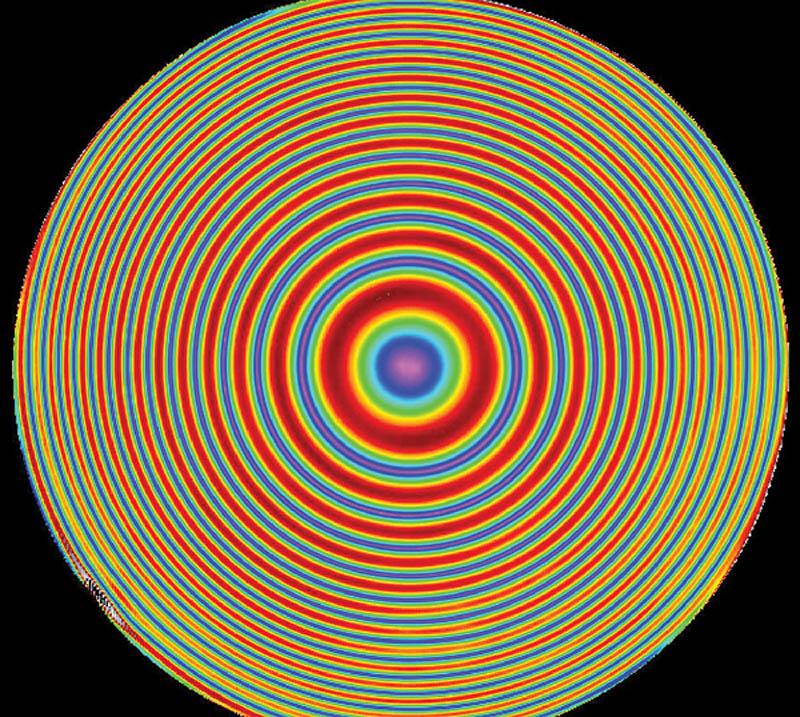 0839 Психоделические картины, созданные наукой