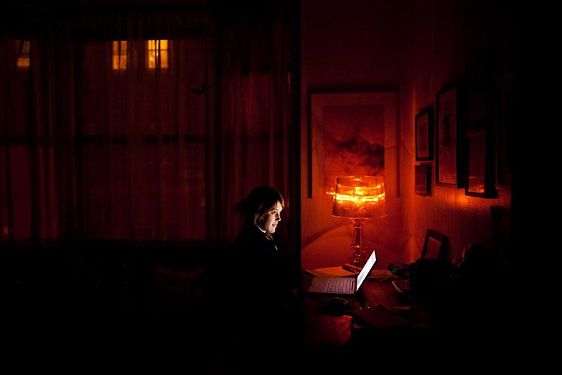 10124 Фотопроект Габриэлы Герман «Блоггеры»