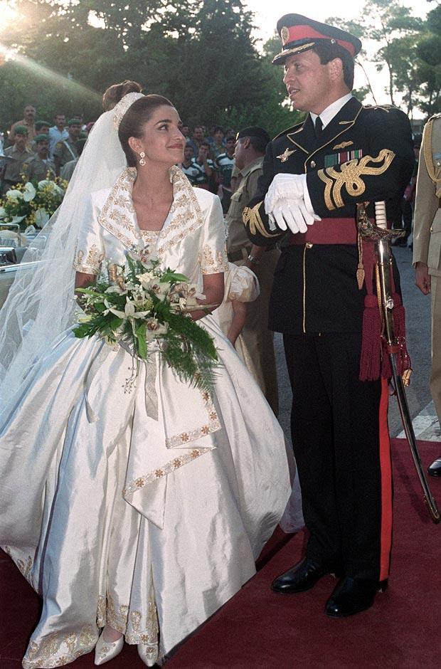 Королевские бракосочетания