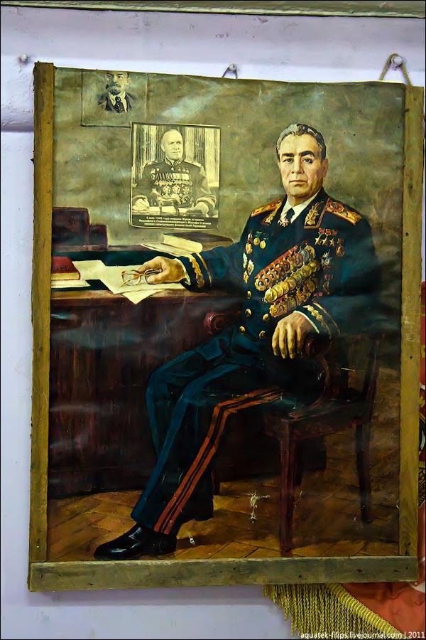 Музей советского детства в Севастополе.