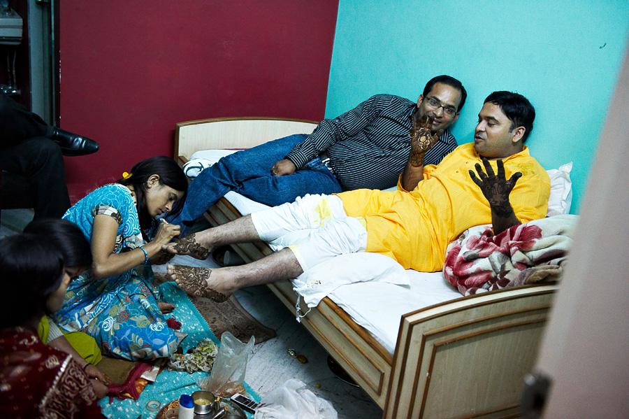 Настоящая индийская свадьба
