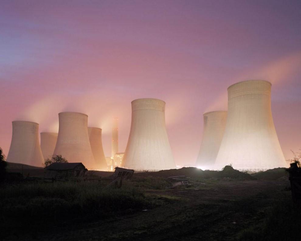 Тепловые электростанции Великобритании