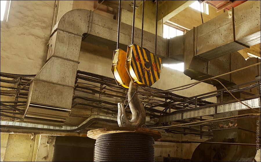 Как делают цемент
