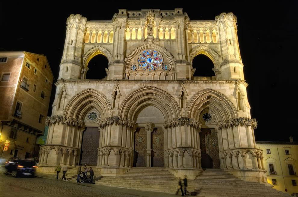 1248 Изумительная архитектура Испании