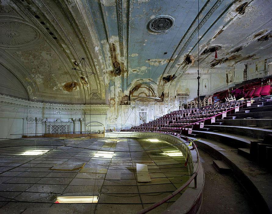 Старые кинотеатры Америки