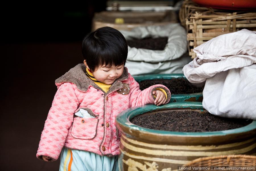 1406 Чайный рынок Fang Cun в Гуачнжоу