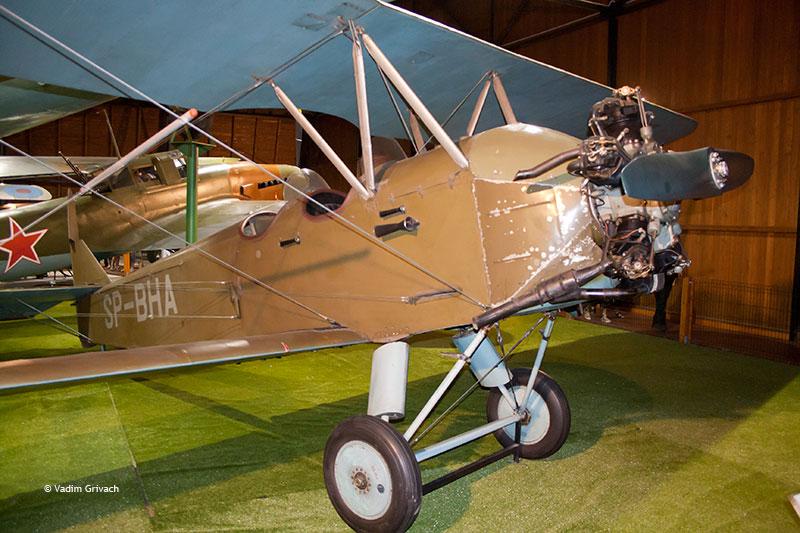 Музей авиации Прага - Кбели , ч.1