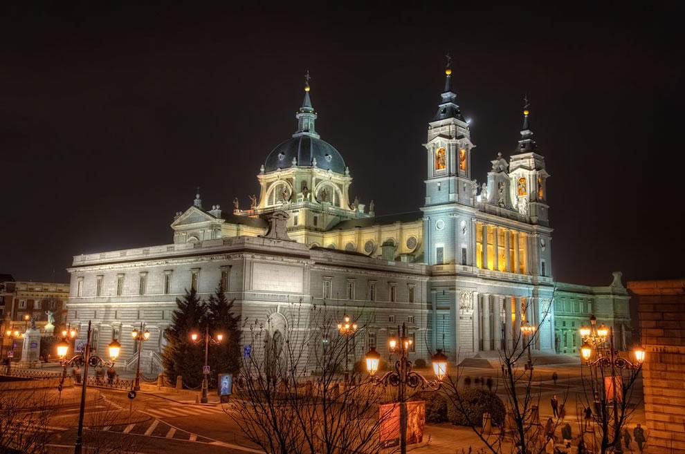 1633 Изумительная архитектура Испании