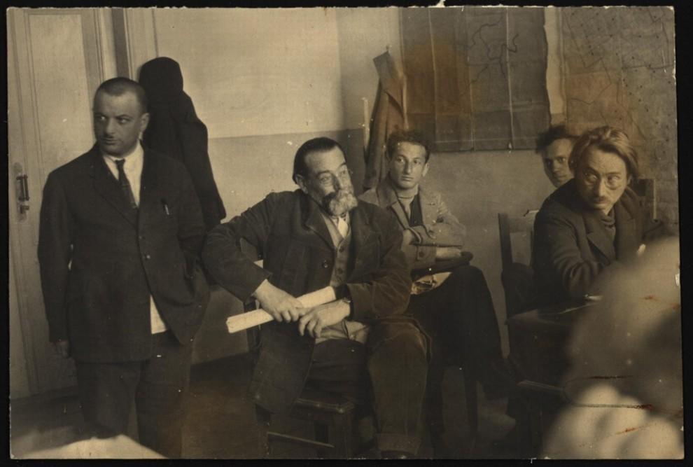 Еврейская автономная область 1929 - 1931