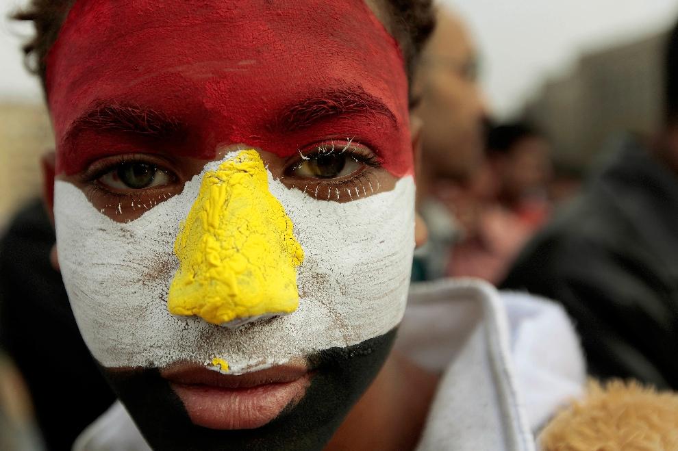 И снова Египет