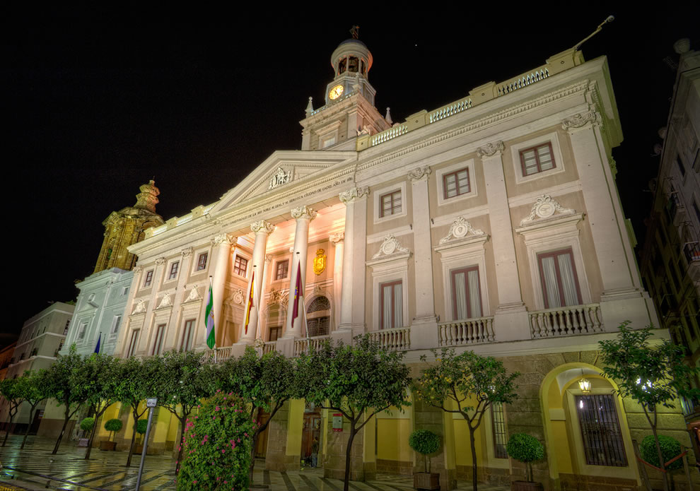 1730 Изумительная архитектура Испании