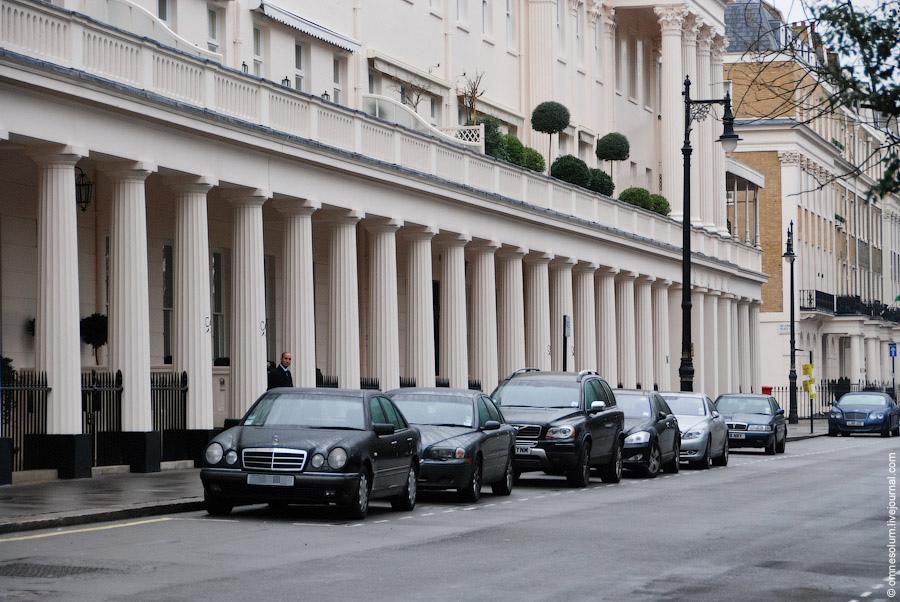 Где живут русские олигархи. Часть первая. Белгравия.