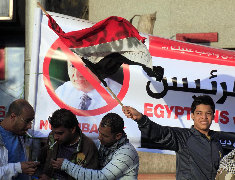 Восстания в Египте