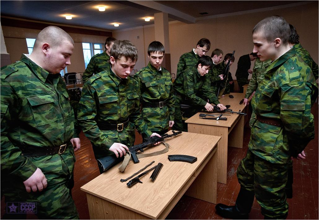 Про три дня в армии