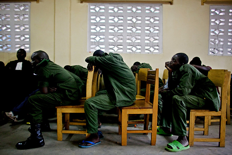 Суд по делу о массовом изнасиловании