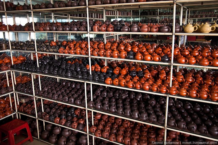 2344 Чайный рынок Fang Cun в Гуачнжоу