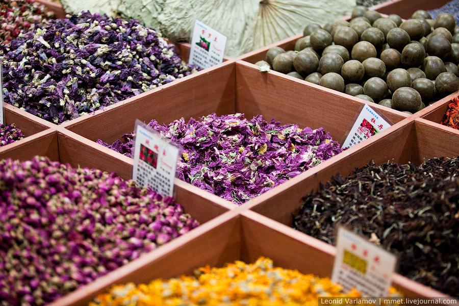 2736 Чайный рынок Fang Cun в Гуачнжоу