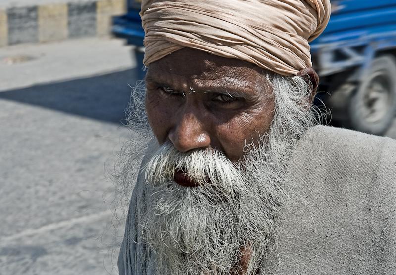 Индия. часть9. Люди Ришикеш.