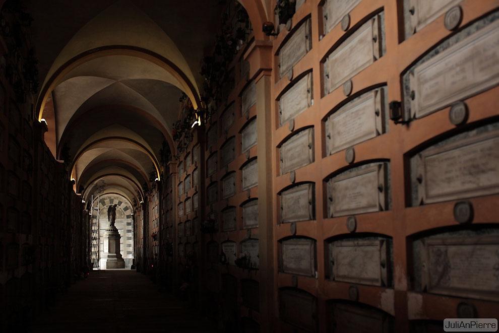 3442102199 d212b9b708 o Старинное кладбище Стальено в Генуе