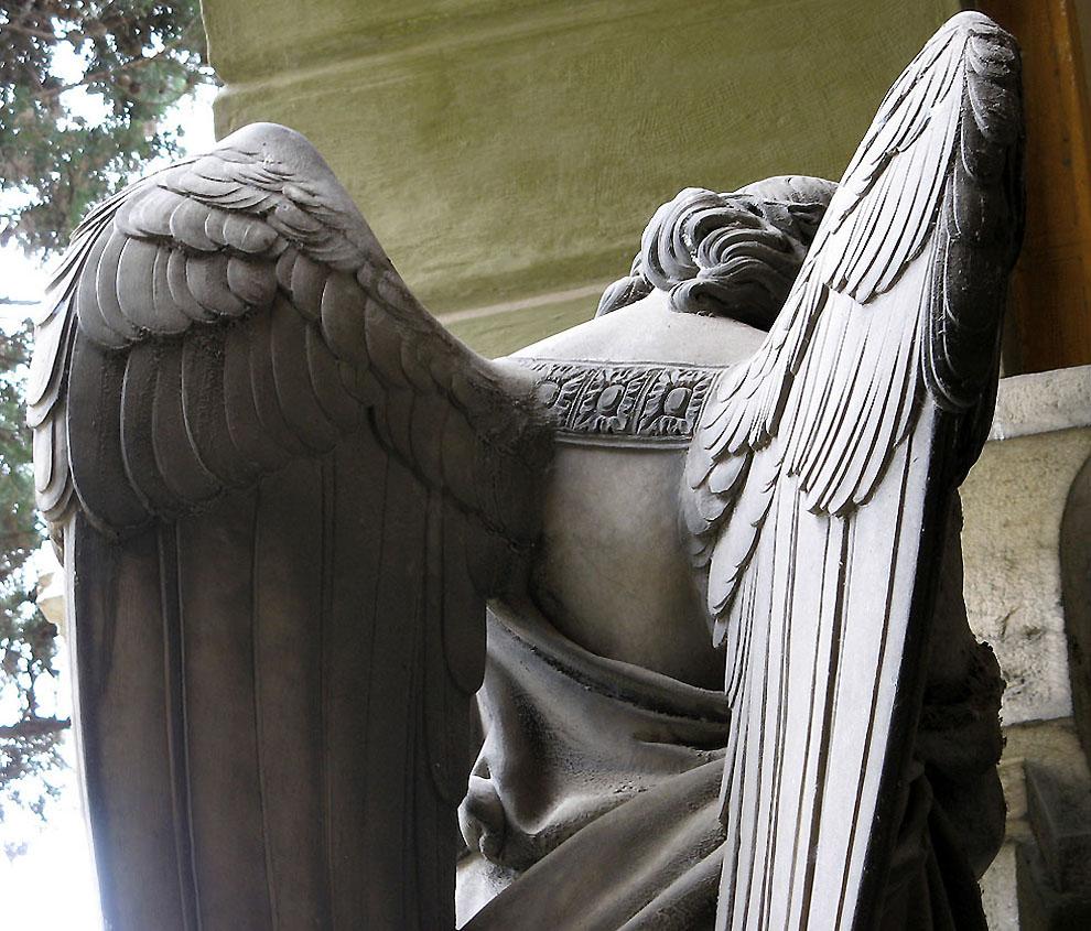 3554695099 c75012949d b Старинное кладбище Стальено в Генуе