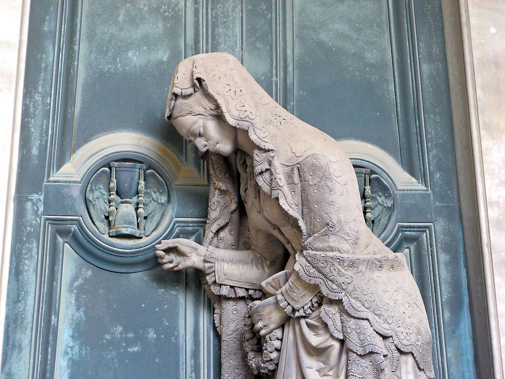 3557120645 90761690e3 b Старинное кладбище Стальено в Генуе