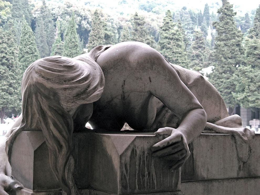 3581034725 0fc2dd0e51 b Старинное кладбище Стальено в Генуе