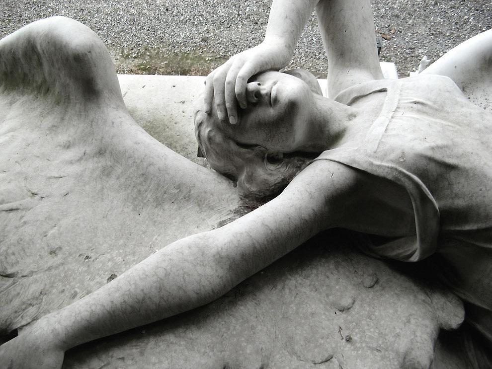 3595407595 bd59239440 b Старинное кладбище Стальено в Генуе