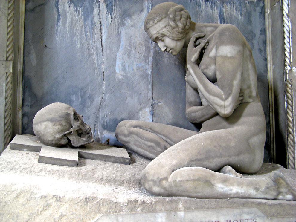 3604997330 280d44dccc b Старинное кладбище Стальено в Генуе