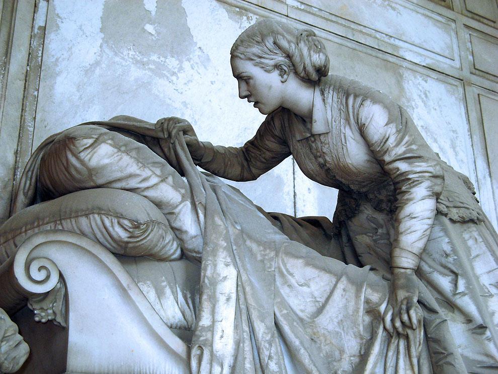 3690457652 9e3911672c b Старинное кладбище Стальено в Генуе