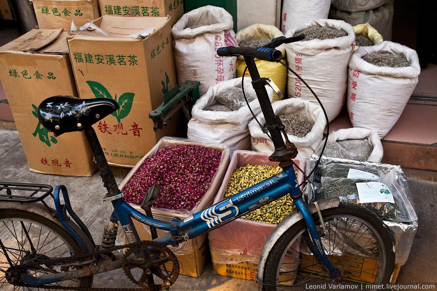 3919 Чайный рынок Fang Cun в Гуачнжоу