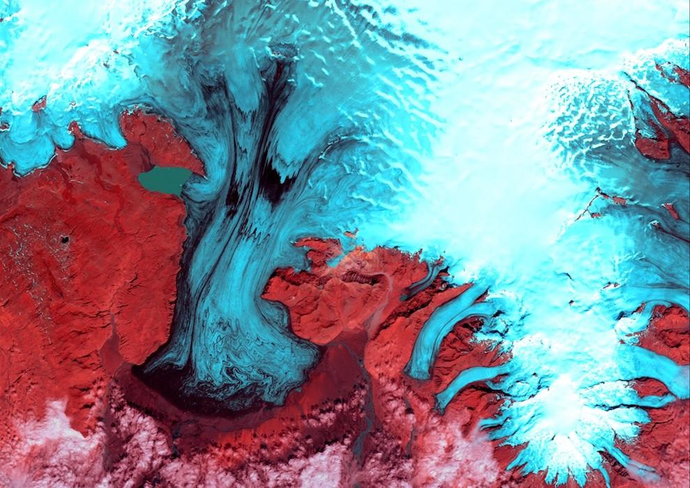 Снимки со спутника - шедевры искусства