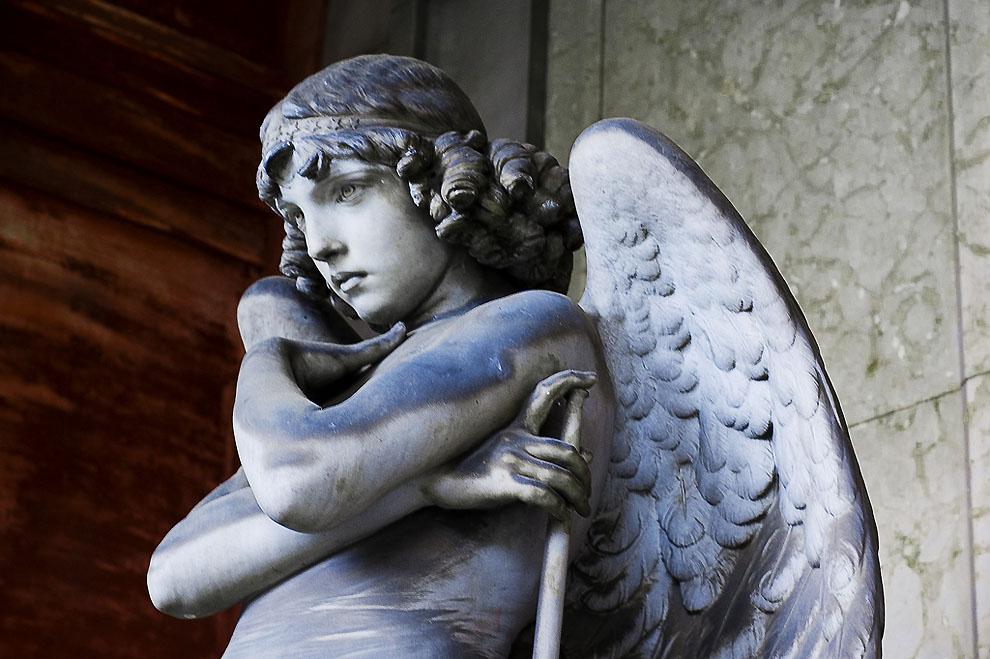 4112842761 2c5e4fb184 b Старинное кладбище Стальено в Генуе