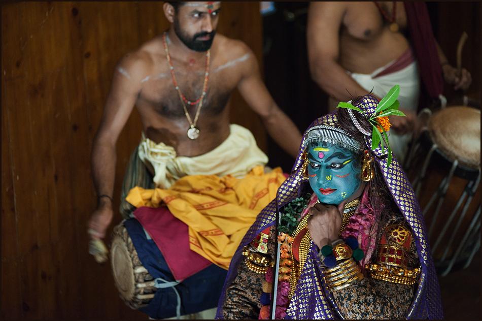 Театр Катхакали в Керале
