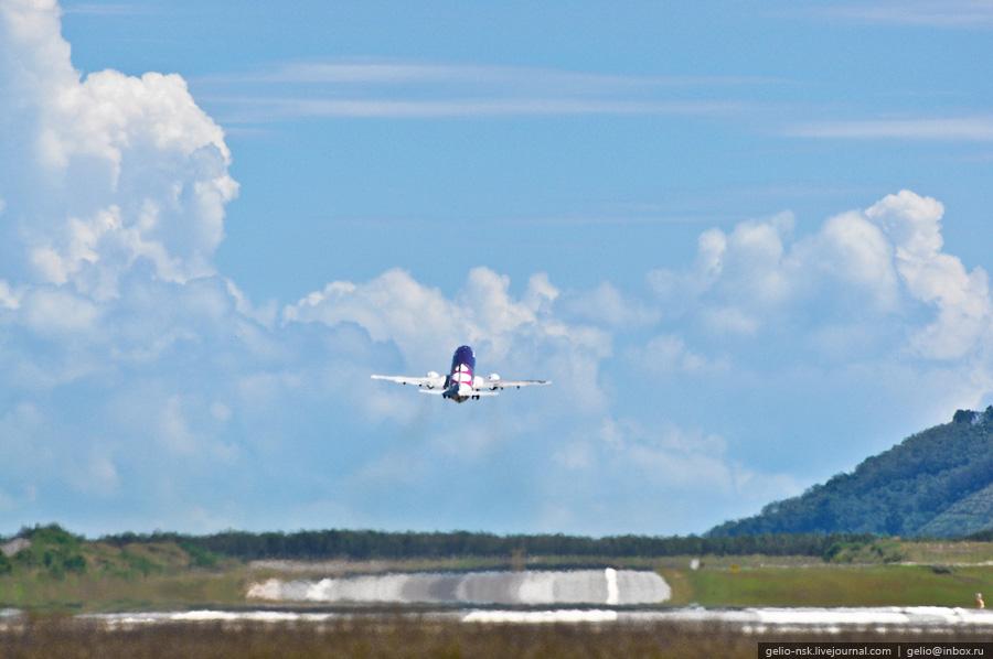 Тайланд. Споттинг в международном аэропорту Пхукет. Phuket International Airport (2010)