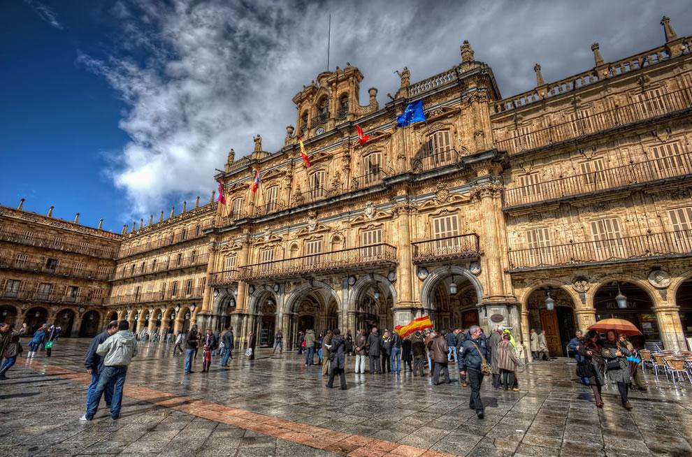 450 Изумительная архитектура Испании
