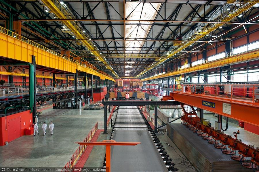 4514 Цех «Высота 239»: Завод Ивана Дулина