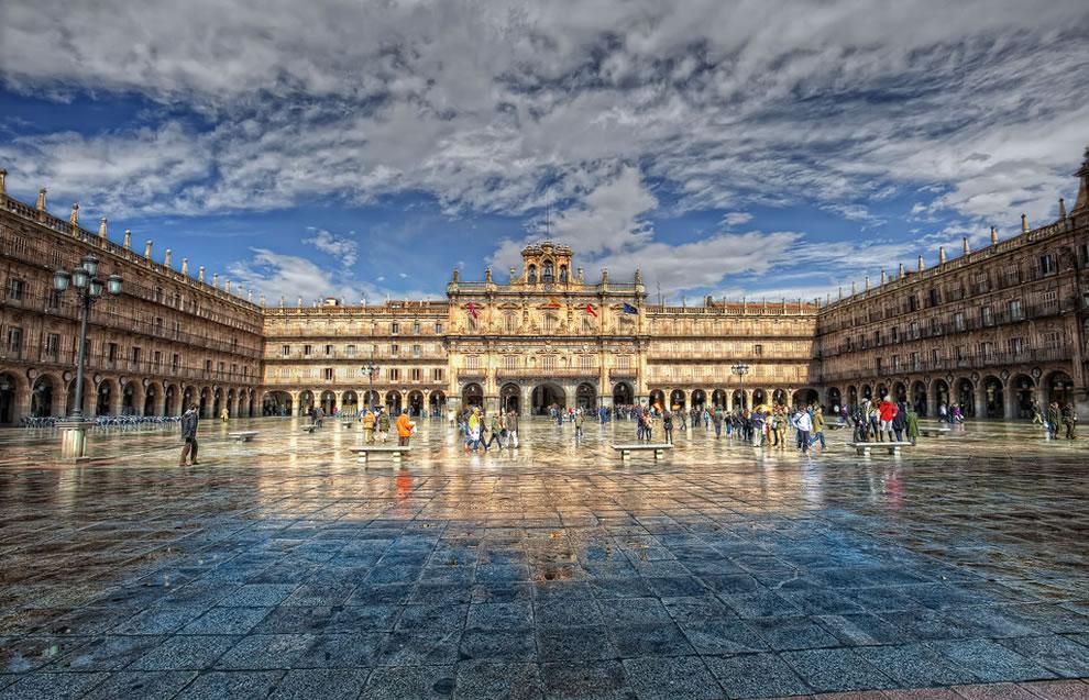 544 Изумительная архитектура Испании
