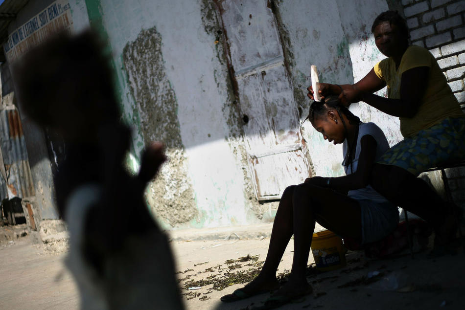 Fort Dimanche, Гаити – из тюрьмы в трущобы