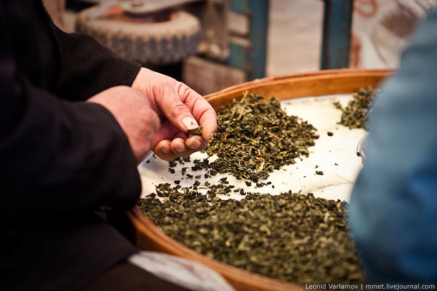 798 Чайный рынок Fang Cun в Гуачнжоу