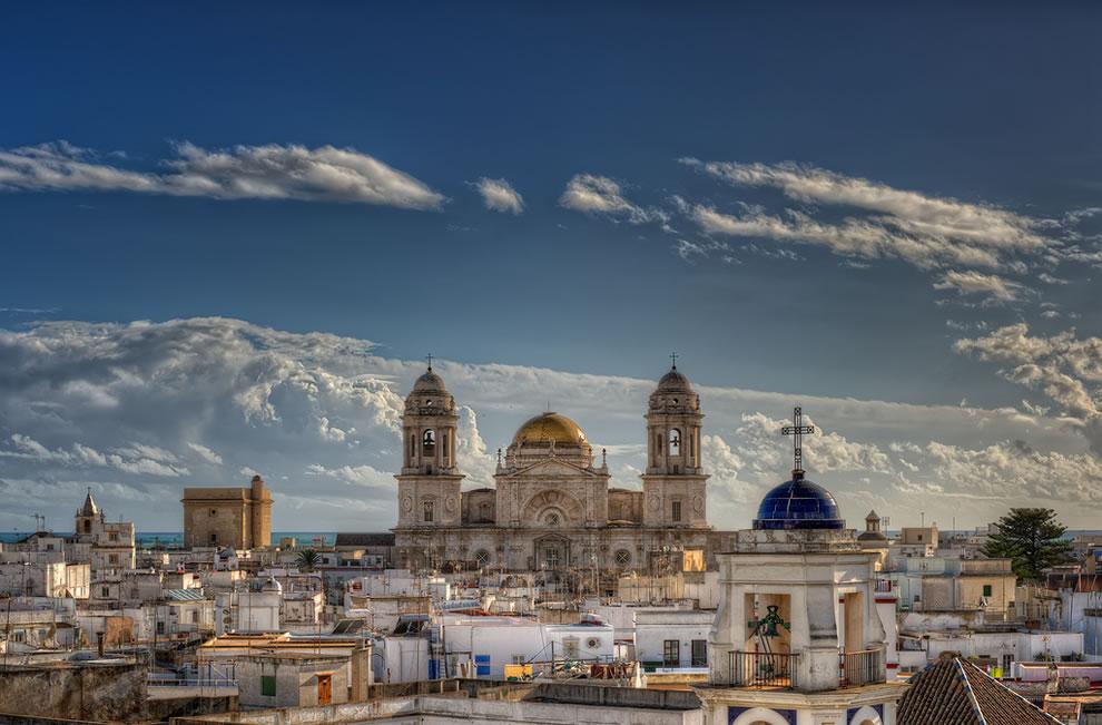 839 Изумительная архитектура Испании